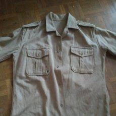 Militaria: CAMISA FRANCESA INDO. Lote 169565073