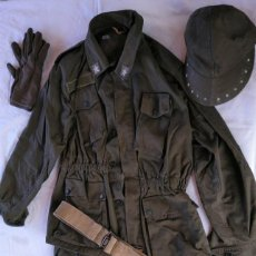Militaria: UNIFORME DE FAENA ITALIANO, COMPLETO.. Lote 169677664