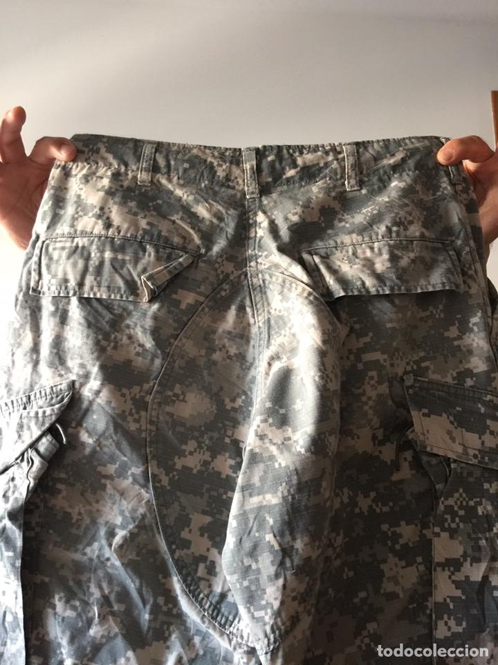 PANTALÓN US ARMY ACU. TALLA S AMERICANA. RIPSTOP (Militar - Uniformes Extranjeros )