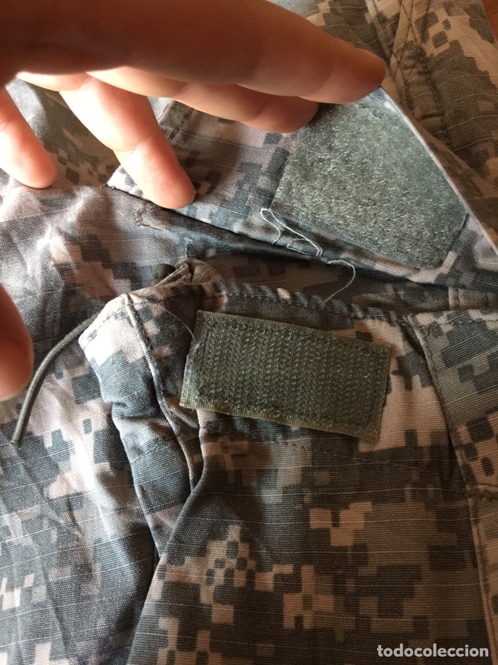 Militaria: Pantalón US Army ACU. Talla S americana. RIPSTOP - Foto 6 - 170356653