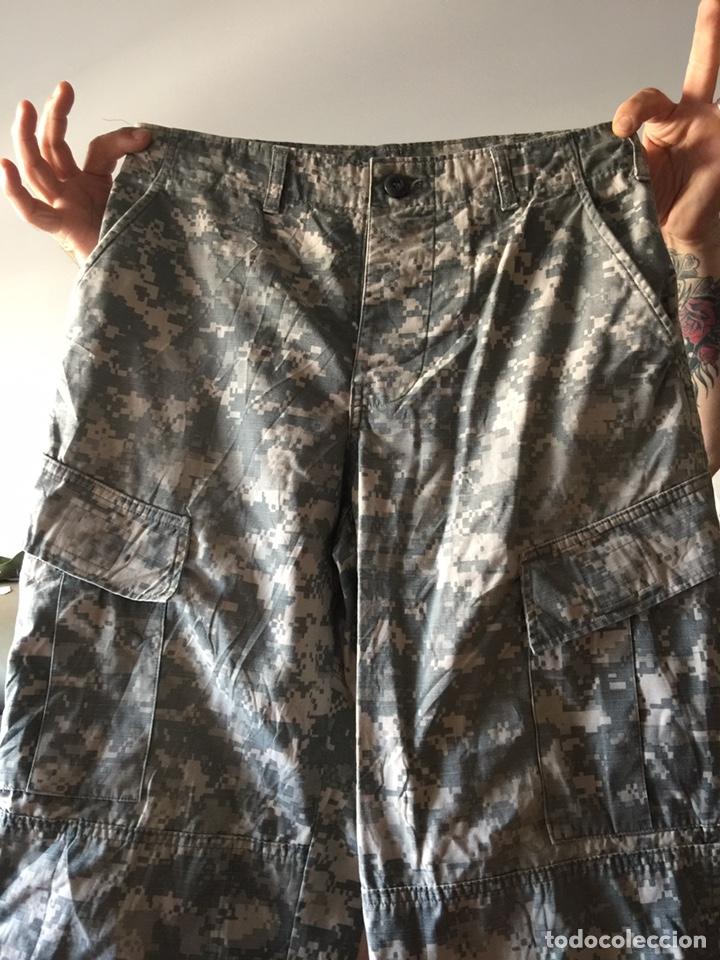 Militaria: Pantalón US Army ACU. Talla S americana. RIPSTOP - Foto 10 - 170356653