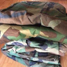Militaria: PANTALÓN WOODLAND US ARMY ORIGINAL CON REFUERZO EN LA PARTE POSTERIOR DEL PANTALÓN.DIFERENTES TALLAS. Lote 170357137