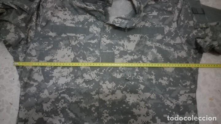 Militaria: Guerrera US Army ACU talla Medium Long como nueva - Foto 6 - 74253155