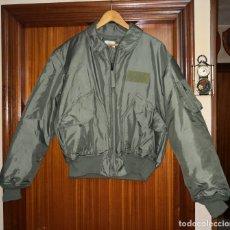 Militaria: USN. US NAVY Y MARINES. CAZADORA DE VUELO. ORIGINAL. Lote 172677675
