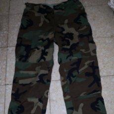 Militaria: US ARMY Y MARINES. PANTALON WOODLAND. TALLA GRANDE. NUEVO. Lote 131634918
