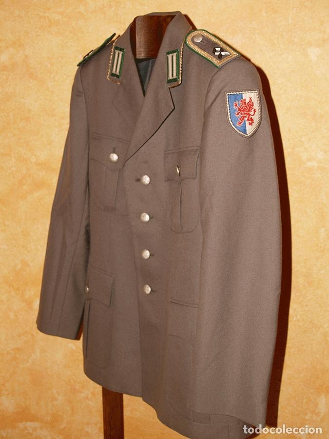 Militaria: GUERRERA ALEMANA BUNDESWEHR - Foto 2 - 174172158