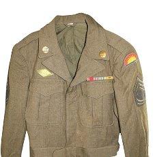 Militaria: GUERRERA UNIFORME USA WWII MODELO M43. Lote 175319122