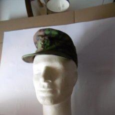 Militaria: GORRA ALEMANA DE CAMUFLAJE. Lote 175512033