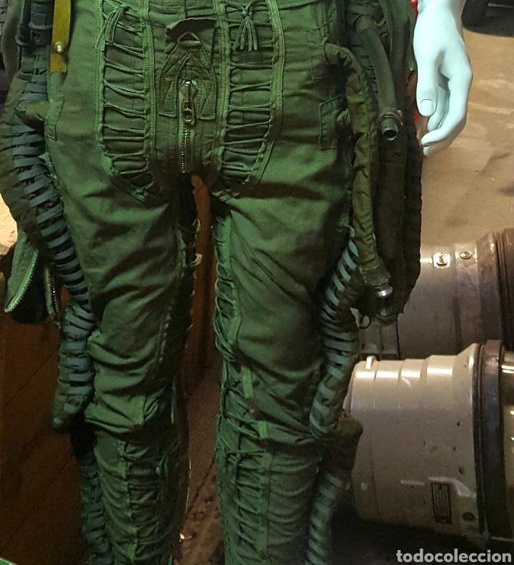 Militaria: TRAJE MILITAR AVIADOR PRESURIZADO FUERZAS AEREAS URSS. - Foto 10 - 175546232
