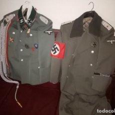 Militaria: UNIFORME ALEMAN WAFFEN SS TERCER REICH. Lote 175986009