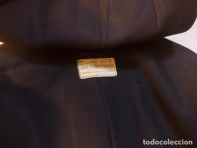 Militaria: Antigua guerrera camisa de marina americana, II guerra mundial, sargento d maquinas, combat batalion - Foto 10 - 176470305