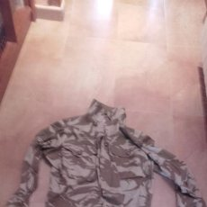Militaria: GUERRERA DPM COMBAT TROPICAL DESERT ROYAL MARINES COMMANDO BRITÁNICOS. ORIGINAL.. Lote 176863484