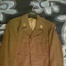 Militaria: CHAQUETA IKE US ARMY FECHADA 6 JUNIO 1944 (DÍA D) ESTADOS UNIDOS II GUERRA MUNDIAL. Lote 177034173