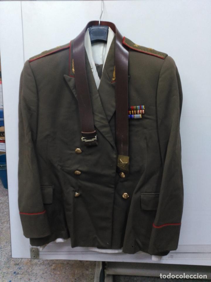 TRAJE MILITAR RUSO (Militar - Uniformes Extranjeros )