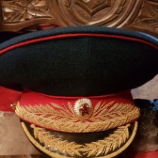 Militaria: ANTIGUA GORRA DE GENERAL RUSO. Lote 180925377