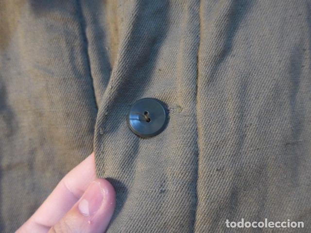 Militaria: Antigua guerrera abrigo acolchada de checoslovaquia comunista, original. - Foto 5 - 182418835