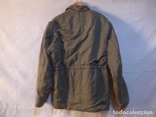 Militaria: Antigua guerrera abrigo acolchada de checoslovaquia comunista, original. - Foto 10 - 182418835