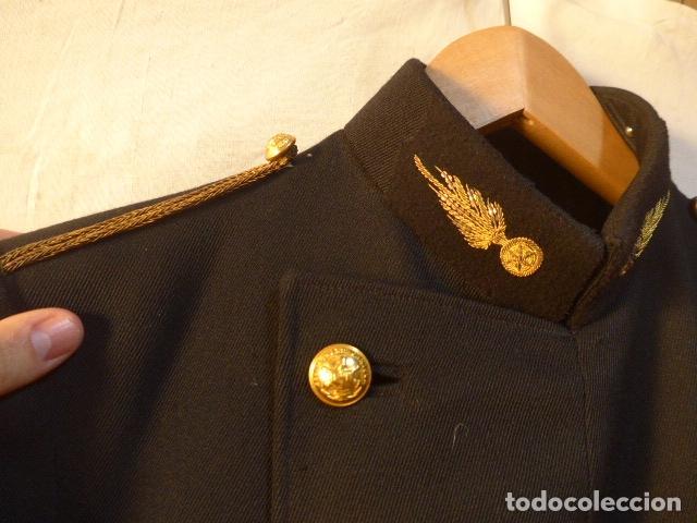 Militaria: Antigua guerrera militar francesa, ecole polytechnique. cadete, ingenieros. Francia. Original. - Foto 3 - 195502676
