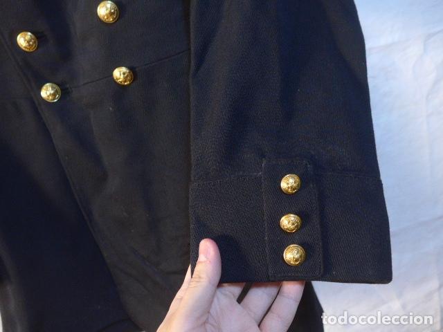 Militaria: Antigua guerrera militar francesa, ecole polytechnique. cadete, ingenieros. Francia. Original. - Foto 7 - 195502676