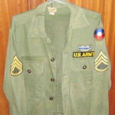 Militaria: UNIFORME OG-107: PANTALÓN, GUERRERA Y BOTAS. ORIGINAL.. Lote 182545138