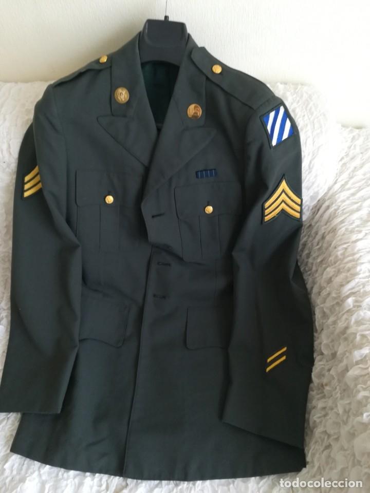 Militaria: Chaqueta Vietnam US ARMY, guerrera, guerra - Foto 2 - 182855703