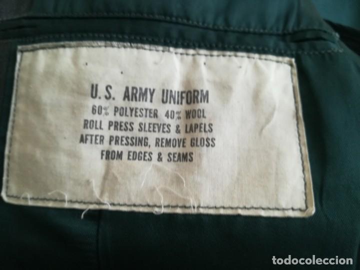 Militaria: Chaqueta Vietnam US ARMY, guerrera, guerra - Foto 7 - 182855703