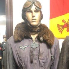 Militaria: GUERRERA ALEMANA DE PILOTO DE LA LUFTWAFFE COMPLETAMENTE ORIGINAL III REICH. Lote 183031097