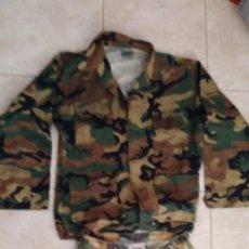 Militaria: UNIFORME AMERICANO WOODLAND US ARMY USMC MARINES. Lote 183360645