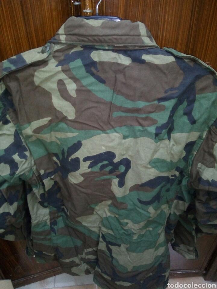 Militaria: Chaqueton US Army BDU M 65 - Foto 3 - 183432045