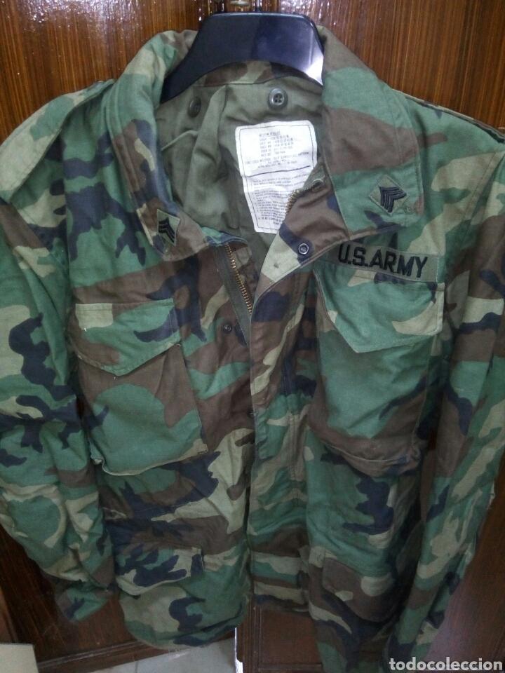 CHAQUETON US ARMY BDU M 65 (Militar - Uniformes Extranjeros )