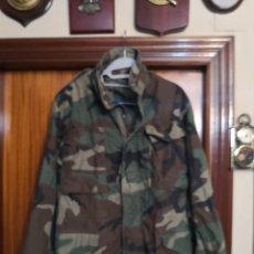 Militaria: USMC. US MARINES. CHAQUETON TIPO M 65.. Lote 183912041