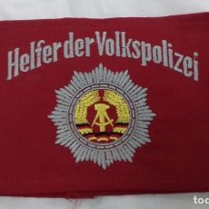 Militaria: BRAZALETE - POLICÍA - DDR. Lote 184728061