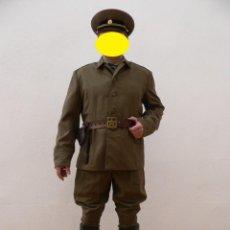 Militaria: URSS AUTENTICO UNIFORME DE TROPA DE CORONEL DE EJERCITO SOVIÉTICO. Lote 186179366