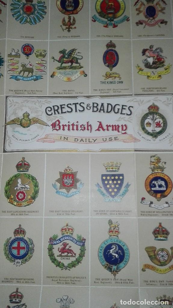 Militaria: CRESTS OF THE BRITISH ARMY. 1914. - Foto 7 - 186271628