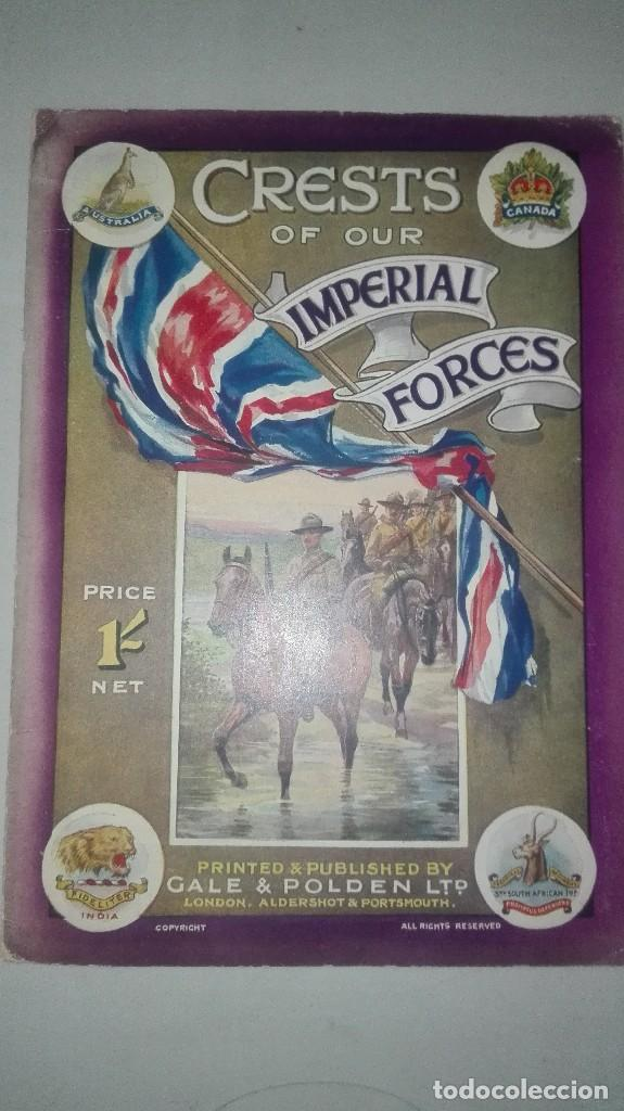 CREST OF OUR IMPERIAL FORCES. 1914. (Militar - Uniformes Extranjeros )