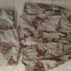 Militaria: UNIFORME US ARMY DESERT BATTLE DRESS CAMUFLAJE ARIDO GUERRA DEL GOLFO. Lote 186289407