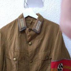 Militaria: ALEMANIA 2A GUERRA, UNIFORME DE ALTO GRADO DEL PARTIDO NSDAP. Lote 189099307