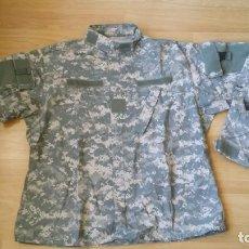 Militaria: GUERRERA CAMISA ACU US ARMY CAMO BDU IRAK AFGANISTAN USA. Lote 189149601