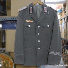 Militaria: ANTIGUA GUERRERA ORIGINAL DE LA STASI, REGIMIENTO F. DZIERZYNSKI. ALEMANIA COMUNISTA, DDR.. Lote 189304978