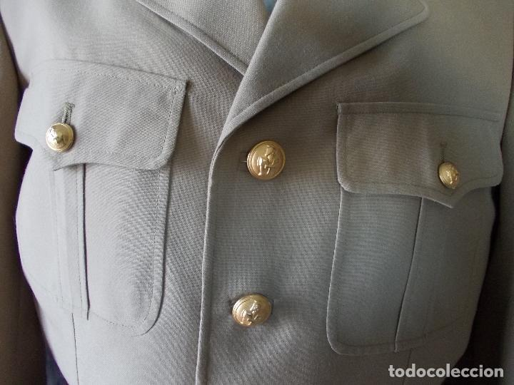 Militaria: Uniforme militar Francés pantalón y chaqueta - Foto 4 - 189468322