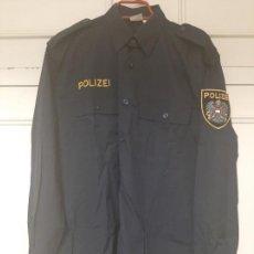 Militaria: CAMISA POLICIA FEDERAL AUSTRIA. Lote 189641582