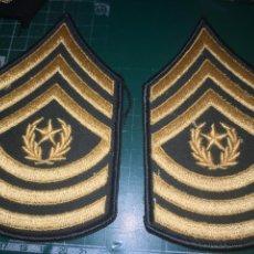 Militaria: US ARMY. PAREJA DE GALONES DEL US ARMY. Lote 190316631