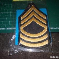 Militaria: US ARMY. PAREJA DE GALONES DE SUBOFICIAL US ARMY. Lote 190316658