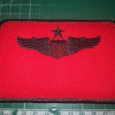 Militaria: US NAVY. PARCHE DE PILOTO DE AERONAVES. ORIGINAL. Lote 190316858