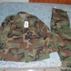 Militaria: UNIFORME BDU US ARMY 100% ORIGINAL TALLA LARGE, NUEVO A ESTRENAR, AIRSOFT, PAINTBALL. Lote 190393590