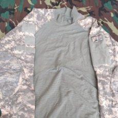 Militaria: ARMY COMBAT SHIRT FLAME RESISTANT TALLA L ORIGINAL. Lote 191141323