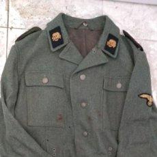 Militaria: ALEMANIA 2A GUERRA CHAQUETILLA DE SOLDADO DE SS. Lote 191250387