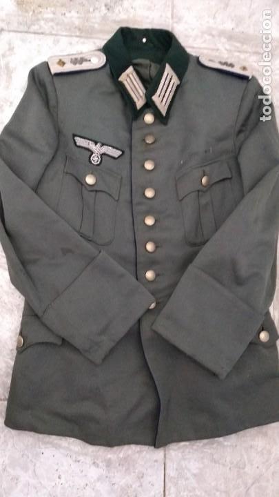 ALEMANIA 2ª GUERRA, UNIFORME DE OFICIAL MEDICO DE EJERCITO (Militar - Uniformes Extranjeros )