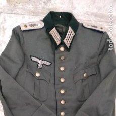 Militaria: ALEMANIA 2ª GUERRA, UNIFORME DE OFICIAL MEDICO DE EJERCITO. Lote 191396371