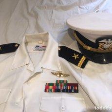 Militaria: UNIFORME US NAVY MARINA AMERICANA TOPGUN. Lote 191471257